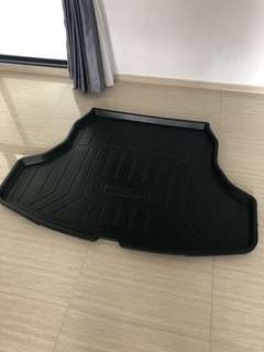 Nissan Sylphy Boot Mat / Cover