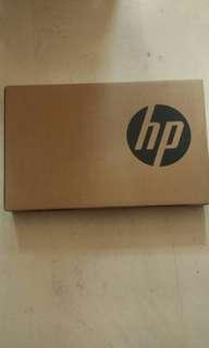 HP Laptop box