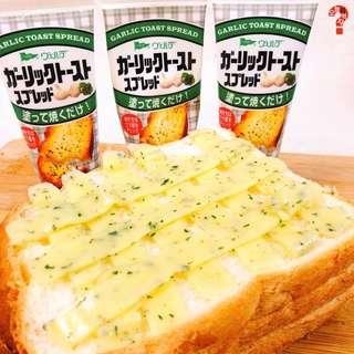 【代購日本超人氣】香蒜風味唧唧吐司醬