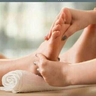 Tradiaional massage dan refleksi