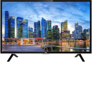 "Brand New TCL 39"" FHD LED TV Digital 39D2900(sealed)"