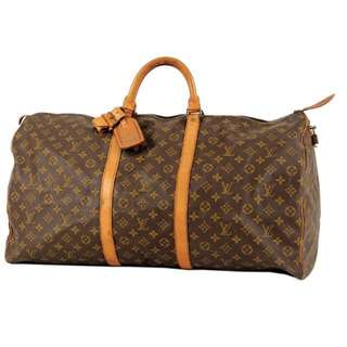 💯Authentic Louis Vuitton Keepall 60