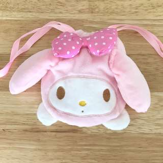 My Melody Drawstring Pouch