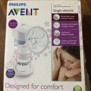Philips electronic breast pump