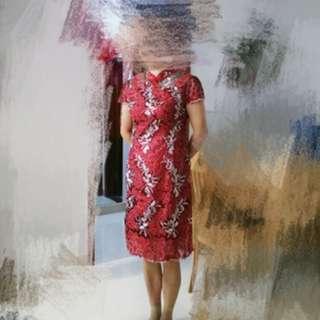中式旗袍,媽媽裝
