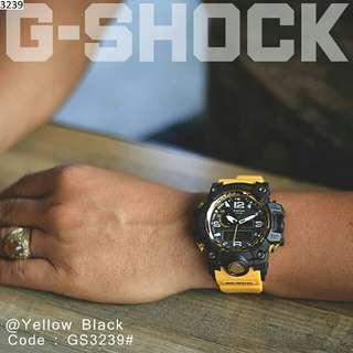 Promoooo Jam tangan G shock