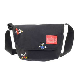 Japan Disneystore Disney Store Mickey Mouse & Friends Manhattan Portage Messenger Bag