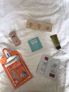 Korean Beauty Sample Grab 'n' Go