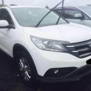 Honda Cr-V 2.0 At 4WD 2014