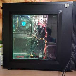 "Gaming Desktop with 24"" Monitor"