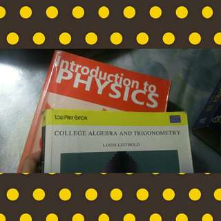 Textbooks!! For sale