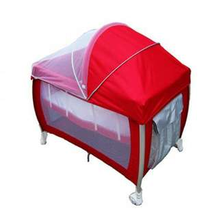 Halford Playpen + Free Halford Matress With Cover