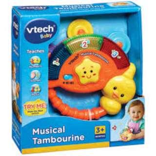 VTech Twinkle & Learn Tambourine