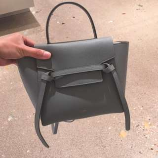 Celine nano belt bag / baby belt
