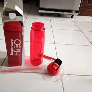 H2Go Merah 750 ML - Tupperware
