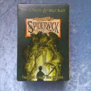 Beyond the Spiderwick Chronicles (Full Set)