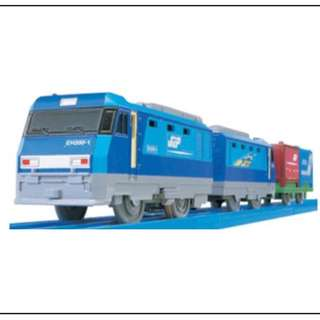 Plarail Train S-52 EH200 Blue Thunder
