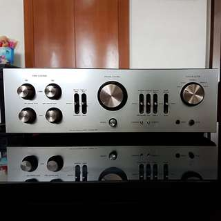 Luxman L-81 Integrated Amplifier