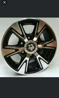NV350/Hiace Alloy Sports Rim 15""