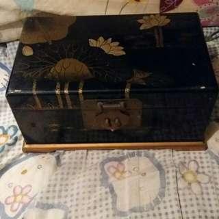 古董手飾箱