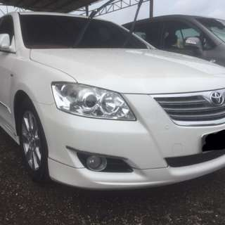 Toyota Camry G 2.0 At 2008