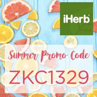 iHerb Discount Code ZKC1329