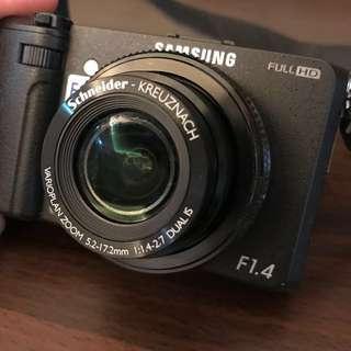 Samsung EX2F 類單眼數位相機