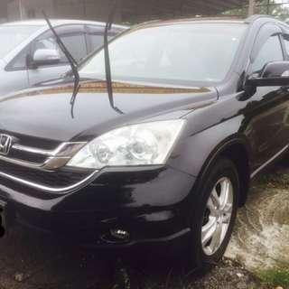 Honda CR-V 2.0 AT 2011