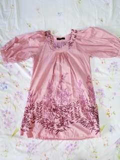Ruscoe Pink Dress