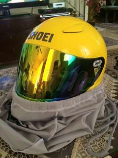 Shoei J Stream Brilliant Yellow
