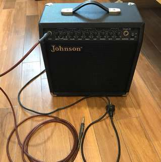 Johnson Stage 25 Guitar Amplifier