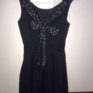 Review cute dress