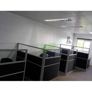 Black Office Partition - office furniture