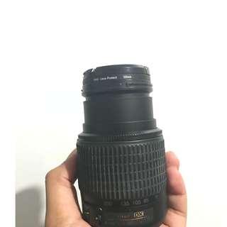Nikon lens 55-200mm
