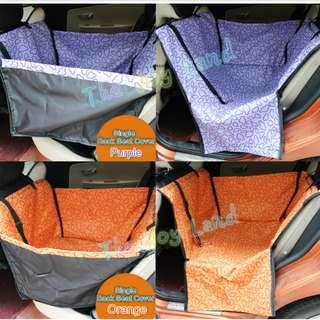 Waterproof Car Seat Cover (Single Back Seat)