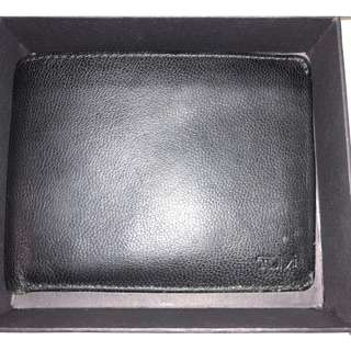 Tumi Wallet Chambers Double Billfold with ID