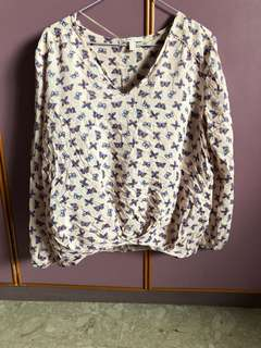 Esprit Long sleeves butterfly