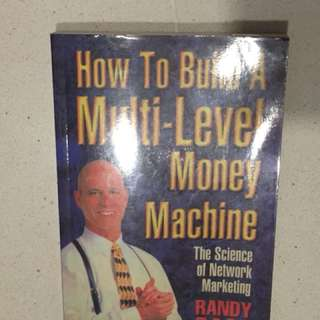How To Build A MLM Machine