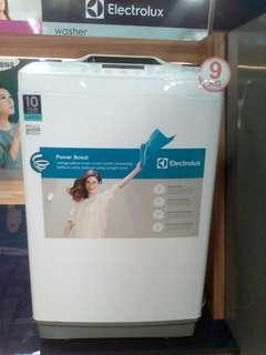 Cicilan mesin cuci elctrolux tanpa kartu kredit proses cepat 3 menit lg promo 0%