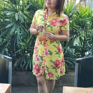 F21 Flora Dress