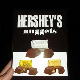 Hersheys Nuggets