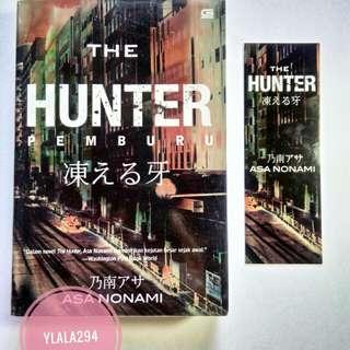 Novel The Hunter by Asa Nonami