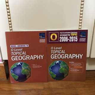 O Level Topical Geography Book