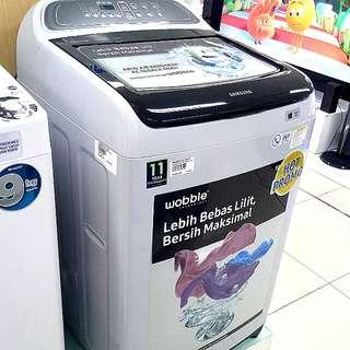 DP 0% Samsung 9,5Kg WA95J5710SG Kredit Tanpa Kartu Kredit