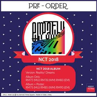 (PRE-ORDER) NCT 2018 - EMPATHY