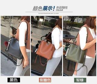 Woman 2018 fashion shoulder bag
