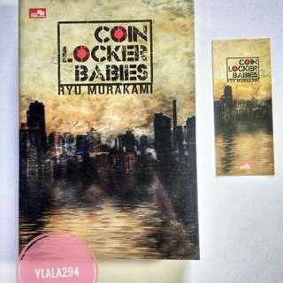 Novel Coin Locker Babies by Ryu Murakami