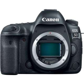 Canon 5D mark IV 5D4 Camera body (brand NEW, 0 shutter count)