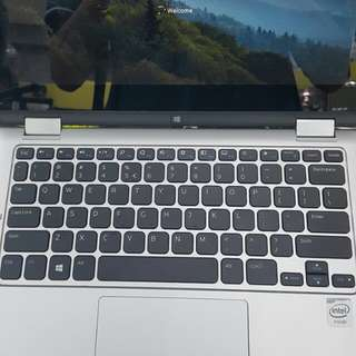 Dell 2 in one 1 notebook
