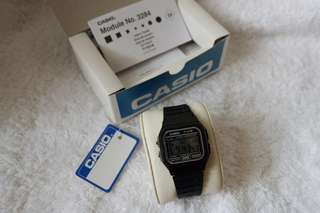 Casio candy black
